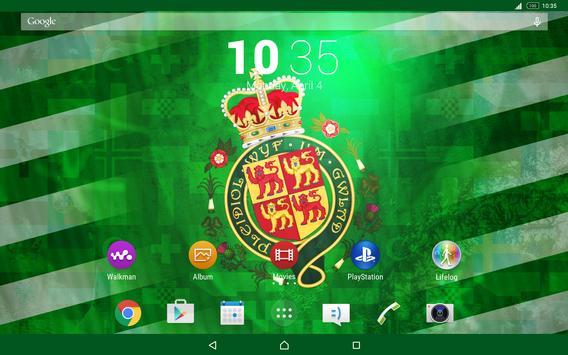 Wales Theme for Xperia apk screenshot