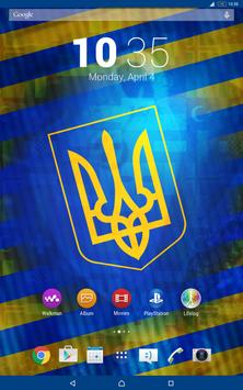 Ukraine Theme for Xperia screenshot 8