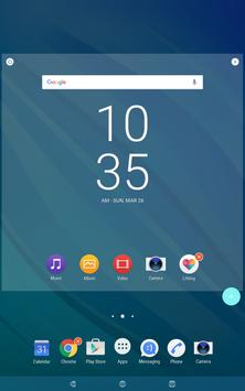 Flow Pacific Theme for XPERIA screenshot 10