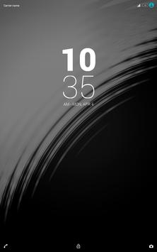 Specter Arctic for Xperia apk screenshot