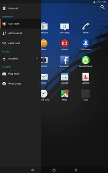 Specter Ocean for Xperia apk screenshot