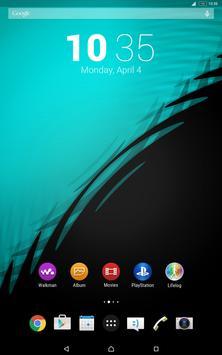 Specter Idol for Xperia apk screenshot