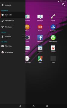 Specter Sweet for Xperia apk screenshot