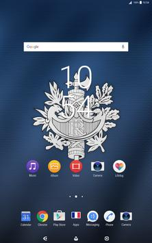 2018 World Cup France Theme for XPERIA screenshot 6