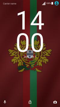 2018 World Cup Portugal Theme for XPERIA apk screenshot