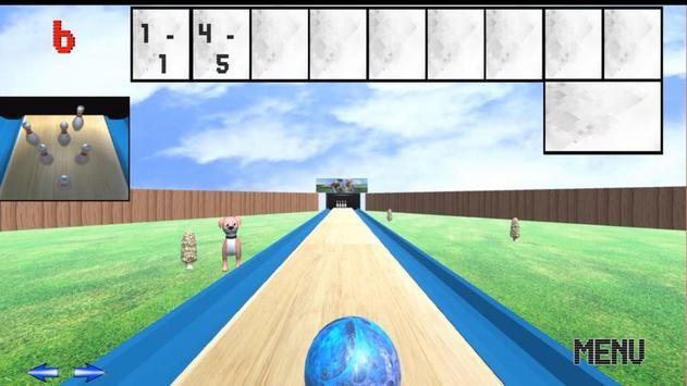 10 Pin KnockDown Free screenshot 2