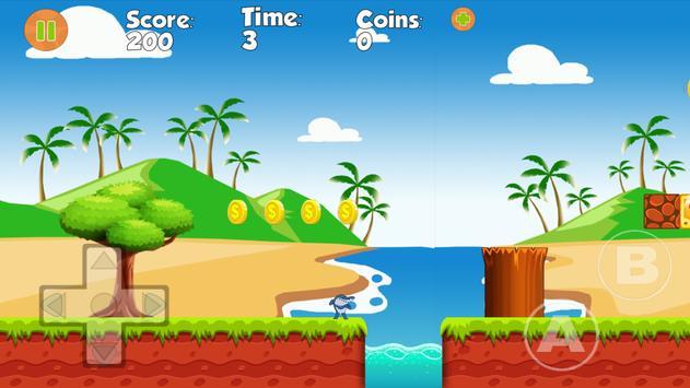 Strange animals in lost island apk screenshot