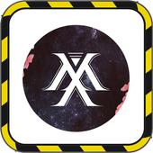 Monsta X Wallpaper HD KPOP icon