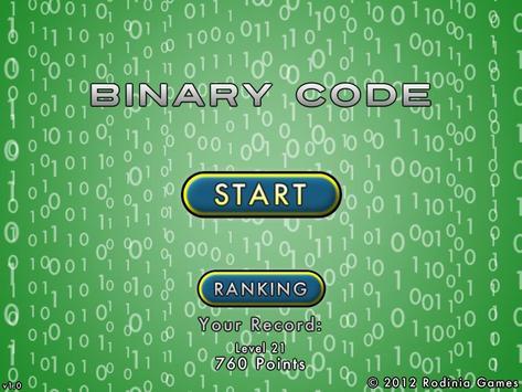 Binary Code screenshot 2
