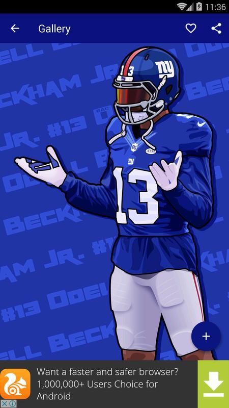 ... Odell Beckham Jr Wallpapers HD 4K NFL screenshot 3 ...