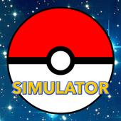 Simulator for Pokemon Go icon