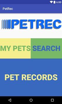 PetRec apk screenshot
