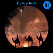 Festejo a los 3 Reyes Magos con Audio icon