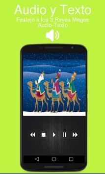 Festejo a los 3 Reyes Magos con Audio screenshot 2
