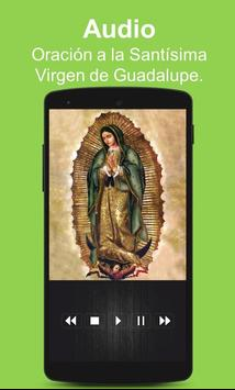 Oracion a la Santisima Virgen de Guadalupe apk screenshot