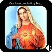 La Salve Oracion con Audio icon