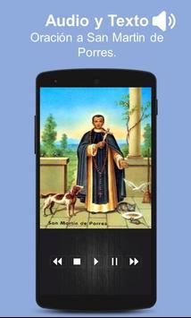 Oracion a San Martin de Porres con Audio poster