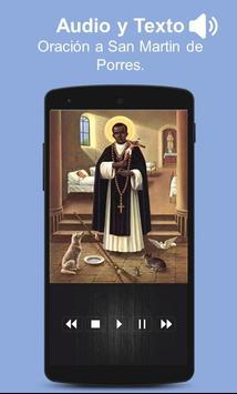 Oracion a San Martin de Porres con Audio screenshot 1