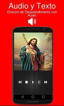 Oracion de Desprendimiento con Audio poster