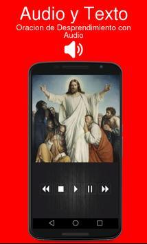 Oracion de Desprendimiento con Audio screenshot 1