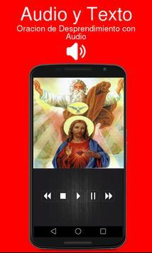 Oracion de Desprendimiento con Audio screenshot 2