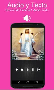 Oracion de Pascua 1 Audio-Texto screenshot 2