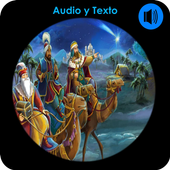 Oracion los 3 Reyes Magos llegan al Oriente Audio icon
