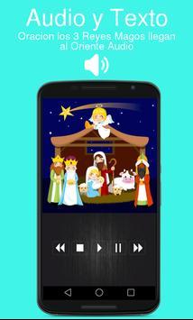 Oracion los 3 Reyes Magos llegan al Oriente Audio apk screenshot