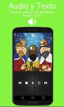 Oracion para el dia de Reyes Audio-Texto apk screenshot