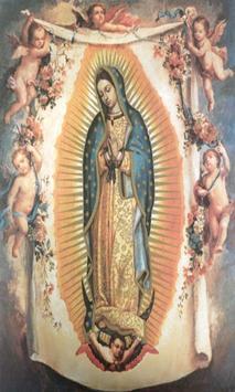Virgen De Guadalupe Para Iluminar 2 poster