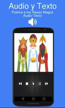 Poema a los Reyes Magos Audio-Texto poster