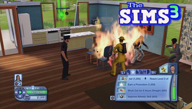 Guide The Sims 3 apk screenshot