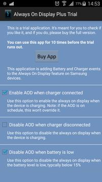 Toggle AOD by Charger Trial for Android - APK Download
