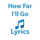 How Far I'll Go Lyrics icon