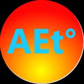 AET conversion icon