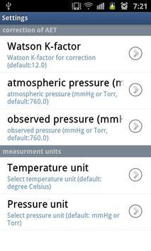 AET conversion apk screenshot
