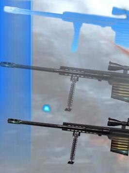 Barrett M82A1: Gun Simulator poster