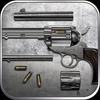 Colt Revolver: Gun Simulator icon