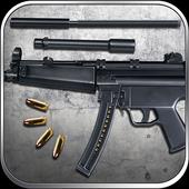 Submachine MP5: GunSims icon