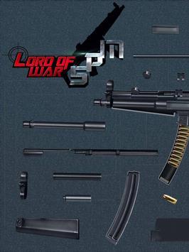 Submachine MP5: GunSims poster