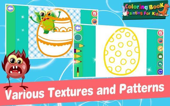 Coloring Book Painting for Kid screenshot 14
