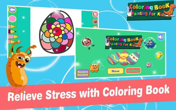 Coloring Book Painting for Kid screenshot 10