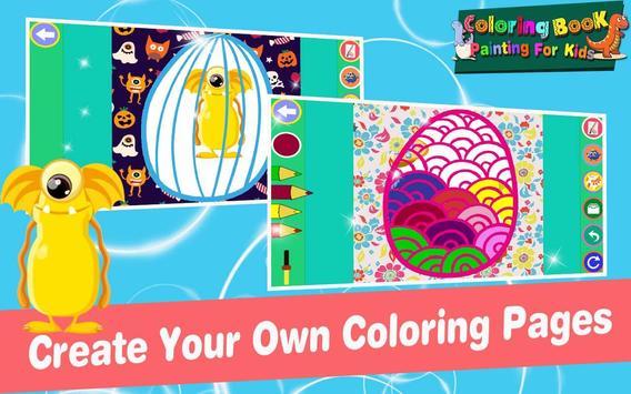 Coloring Book Painting for Kid screenshot 11