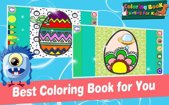 Coloring Book Painting for Kid screenshot 12