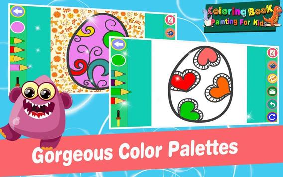 Coloring Book Painting for Kid screenshot 8