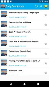Daily Treasures Daily Devotional apk screenshot