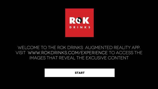 ROK Drinks poster
