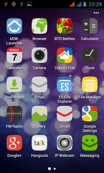 THEME CLASSIC FLAT screenshot 1