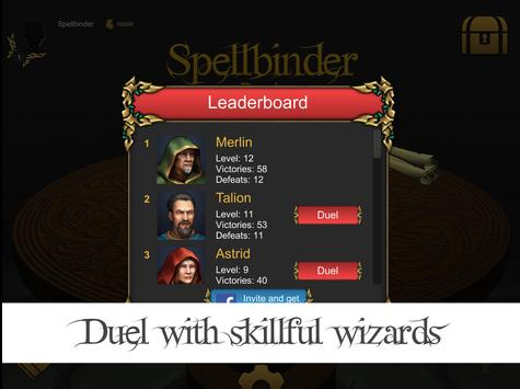 Spellbinder Duels screenshot 2