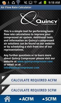 Quincy Compressor Flow Rate for Android - APK Download